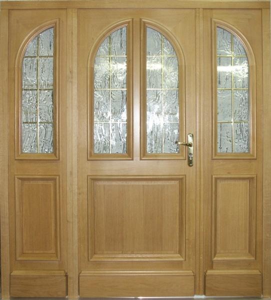 Portes bois, porte dentrée en bois, fabrication de portes en bois  ~ Fabrication Porte Bois