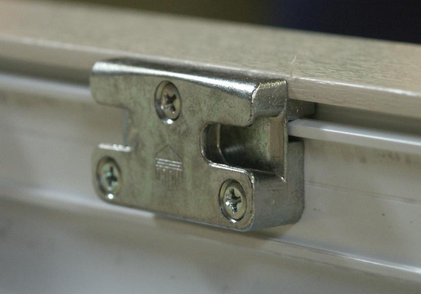 Fenetre de securite gallery of hotsale fentre porte for Blocage fenetre coulissante